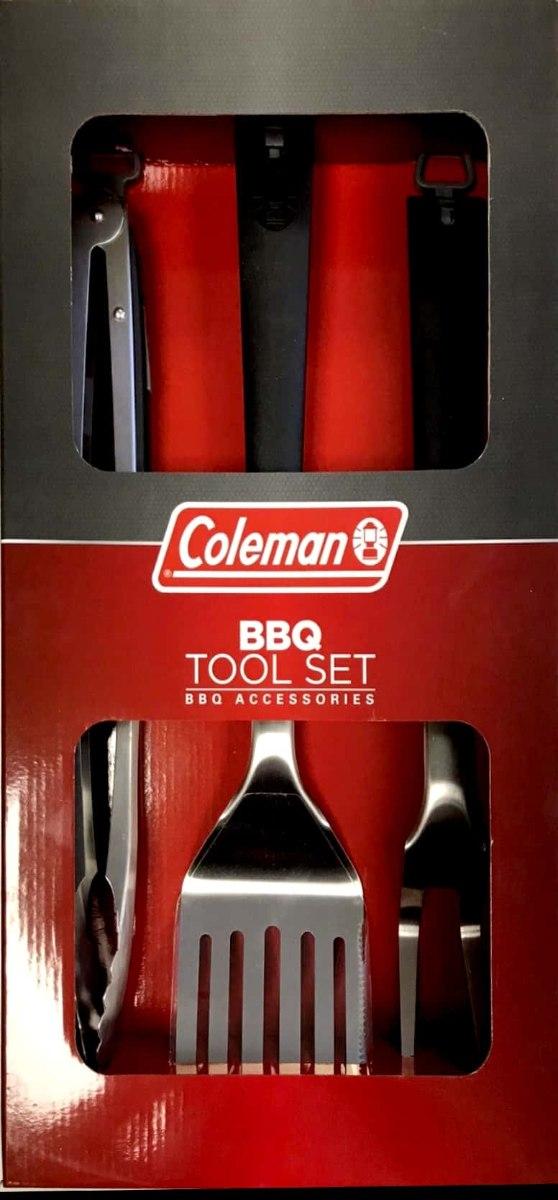 סט כלים לגריל קולמן Coleman