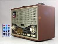מערכת שמע רטרו KEMAI MD1706BT עם שלט