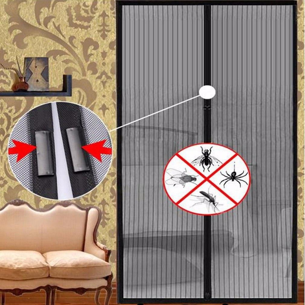 דלת רשת לסגירה מגנטית אוטומטית Mesh door