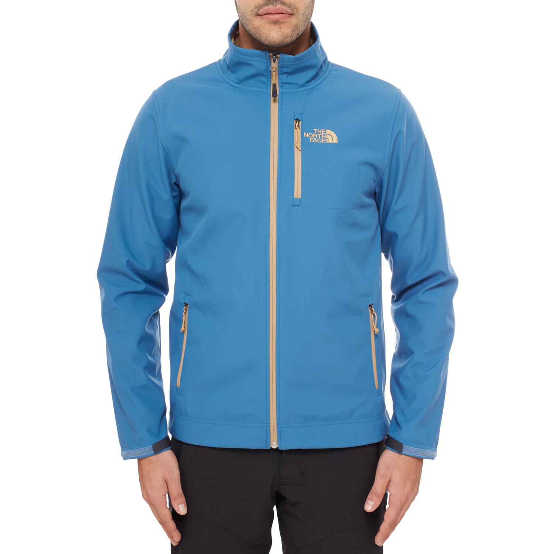 גאקט סופטשל נורת פייס גברים מדגם  The North Face Men's Durango Hoodie Jacket - Dish Blue