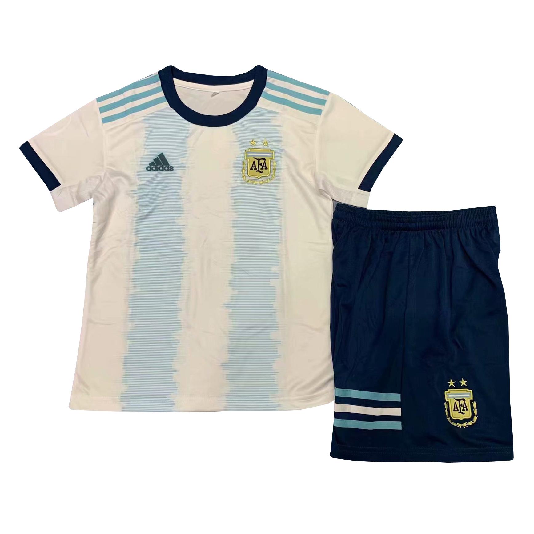 חליפת ילדים ארגנטינה בית 2019