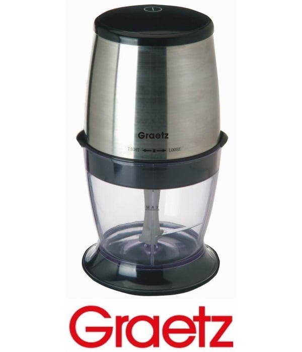 Graetz קוצץ מיני מהיר כסוף  דגם CP-115
