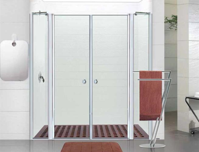 PR422CUST - מקלחון לפי מידה חזיתי