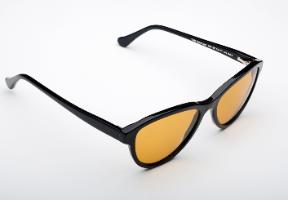 משקפי היפרלייט (נגד קרינה) דגם THE-0201BK צבע שחור