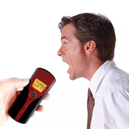 אלכוהול טסטר – מד רמת אלכוהול אישי לבדיקת אלכוהול בנשיפה