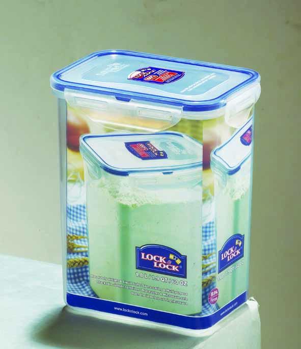 כלי לאחסון מזון- 1.8 ליטר/60 גרם
