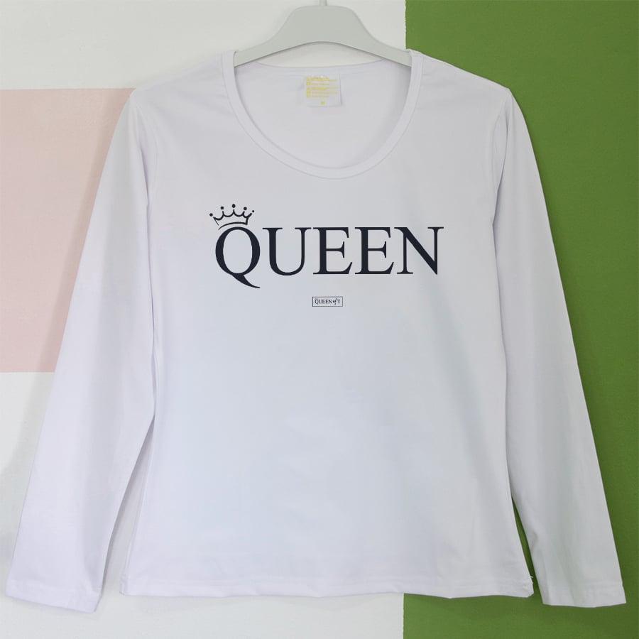 Queen שרוול ארוך