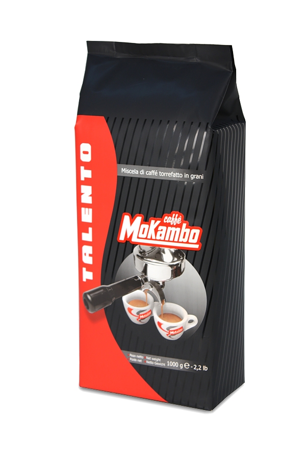 פולי קפה מוקמבו 1 קילו - Mokambo Talento