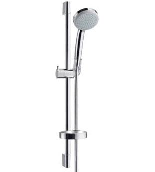 מוט מקלחת 27772000 תוצרת HANSGROHE גרמניה 4 מצבי זרימה