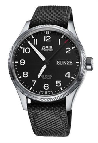 שעון יד אוטומטי לגבר אוריס 0175276984164-0752215FC