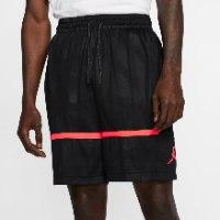 גברים | NIKE JORDAN SHORT BLACK RED