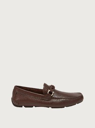 נעלי לגבר Salvatore Ferragamo STUART חום