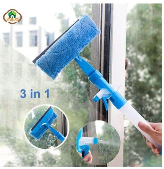 מנקה חלונות רב תכליתי 3 ב-1