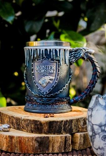 """כוס אבירים - המלך 620 מ""""ל"""