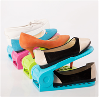 ארגונית נעליים הפתרון גאוני לחסכון במקום בארון - 10 יחידות