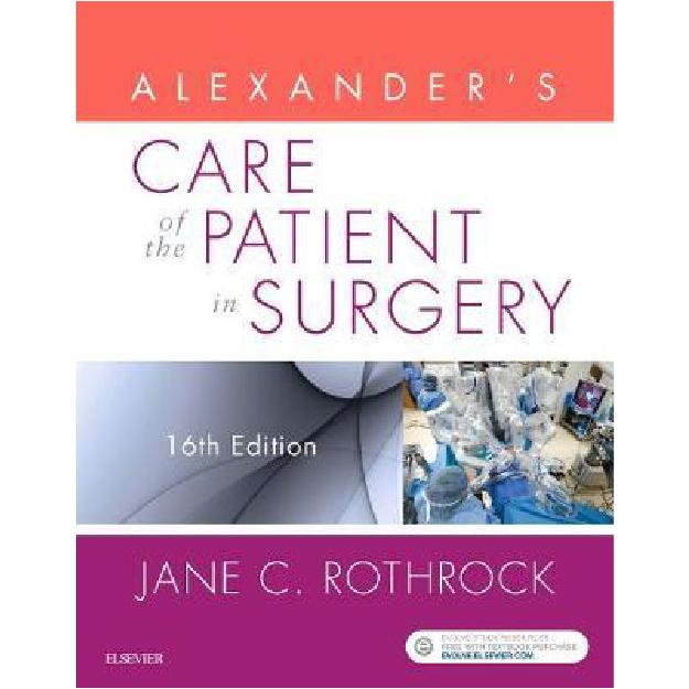 ׁׁAlexander's Care of the Patient in Surgery 2018