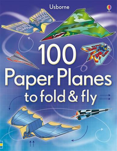 100 מטוסי נייר - קפל ושגר