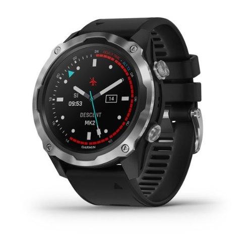 שעון דופק לצלילה Garmin Descent MK2