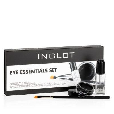 INGLOT EYE ESSENTIALS SET קיט ליצירת מראה עיניים מושלם