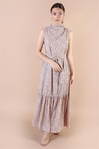 שמלת ערב שירז פרחונית