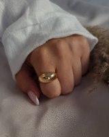 טבעת ניו יורק זהב