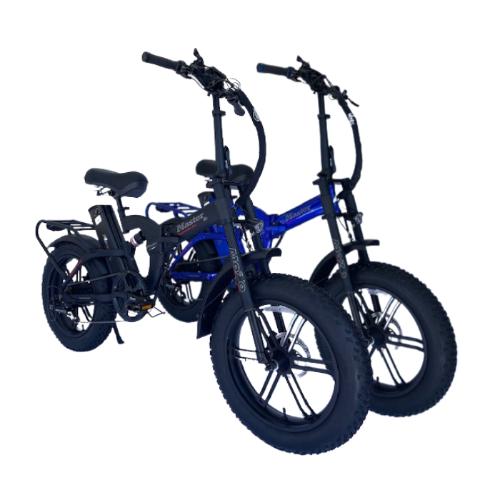 אופניים חשמליים שיכוך מלא Kalofan Master Max 48V 19.8AH