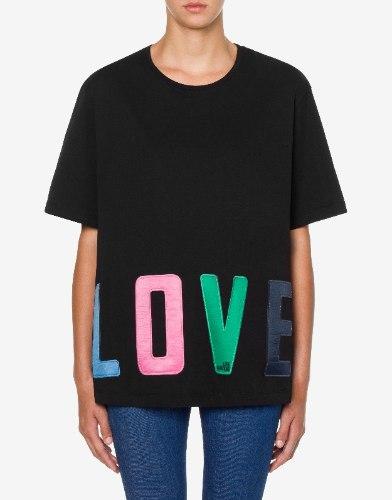 חולצה t-shirt LOVE MOSCHINO