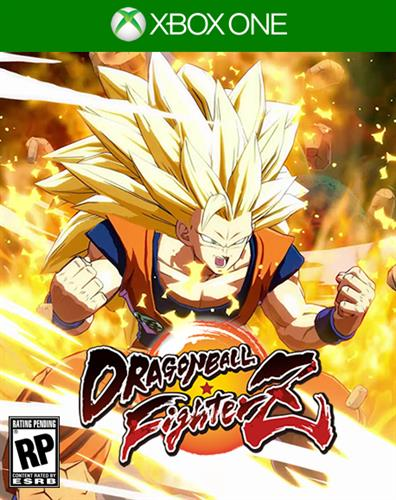 זמין במלאי Dragon Ball FighterZ לקונסולת Xbox One