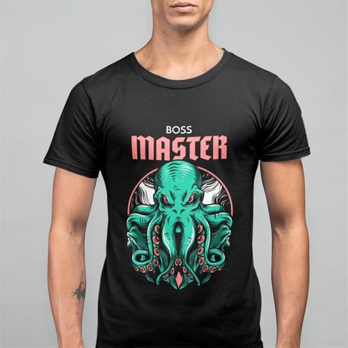 חולצת טי - Boss Master