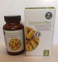 כורכומין אפקט 60 טבליות - Curcumin effect 60 Tab