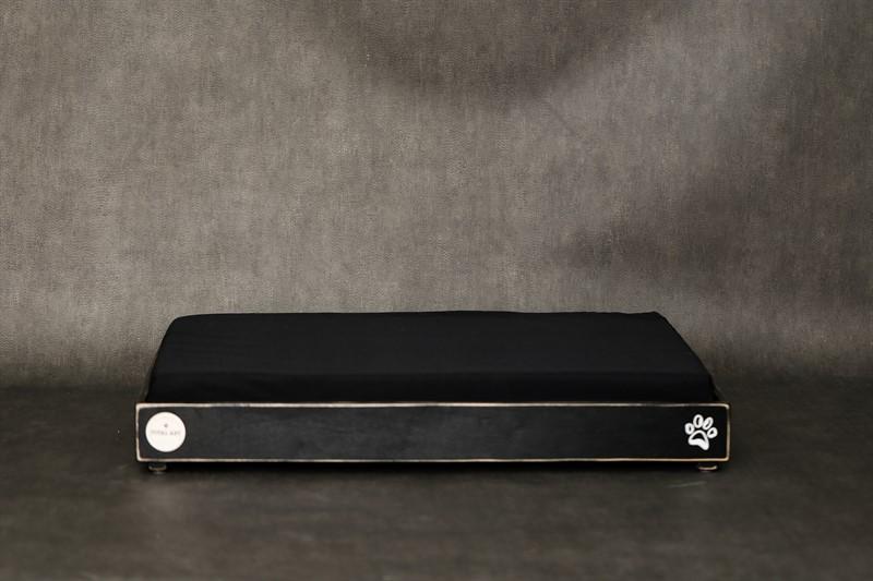 מיטה לכלב- דינה XL שחור ווש