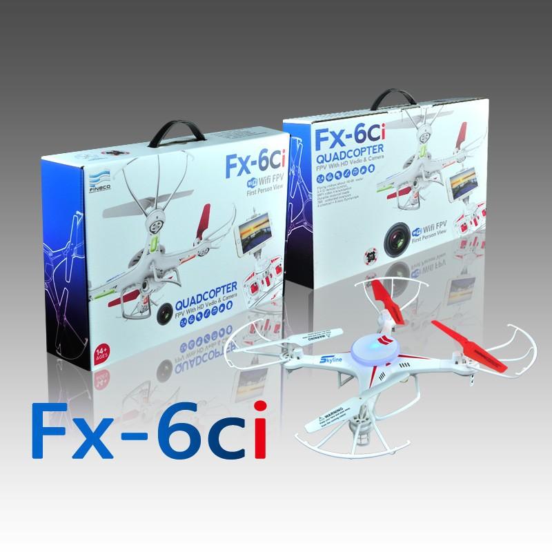 רחפן על שלט עם מצלמה Fx-6ci