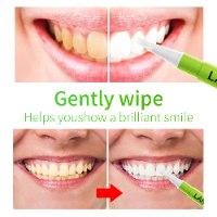 עט להלבנת שיניים