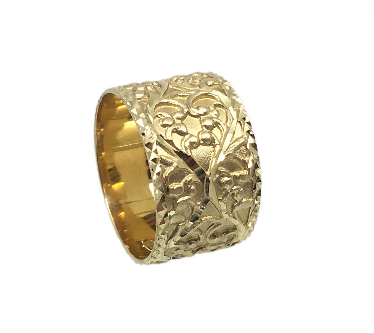 טבעת נישואין נשים זהב 14 קארט MY05170078066