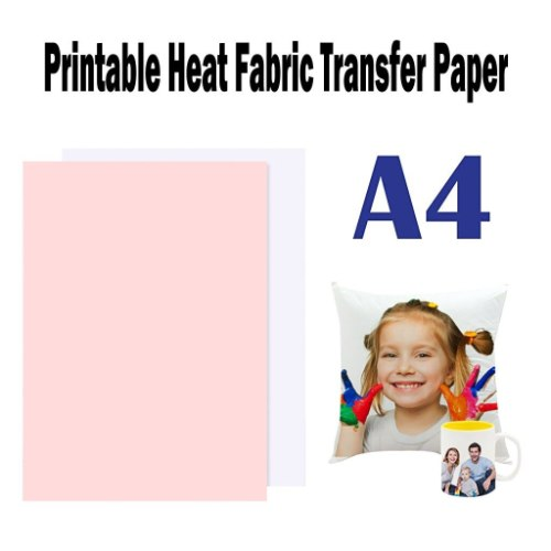נייר טרנספר להדפסה על חולצות ובדים