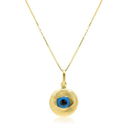 שרשרת עין זהב מיוחדת
