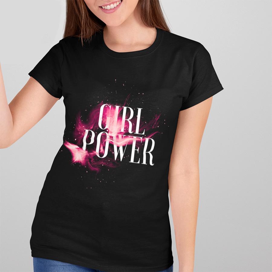 חולצת טי - Girl Power