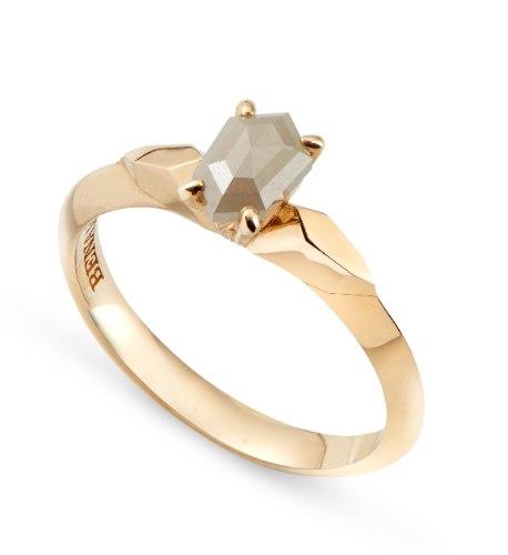 טבעת טומי זהב 14 קראט