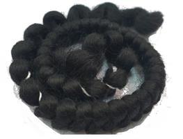 שיער קרפ, שחור, שיבה