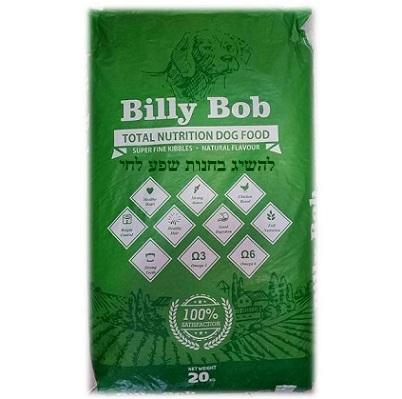 """Billy Bob בילי בוב אקטיב 20 ק""""ג"""