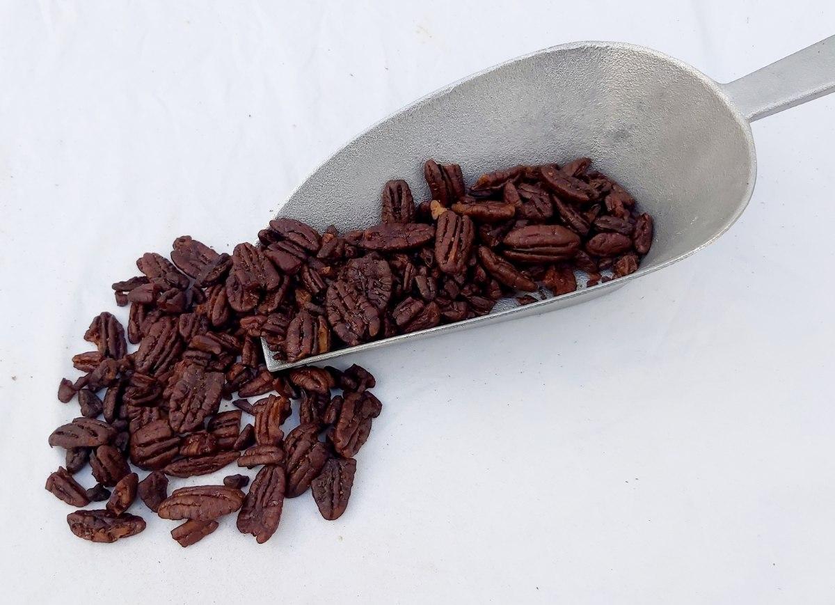פקאן סיני מתוק- כ- 800 גרם - מארז שומר טריות