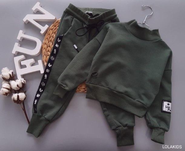 חליפת פראנץ טרי מעוצבת דגם 8541/2