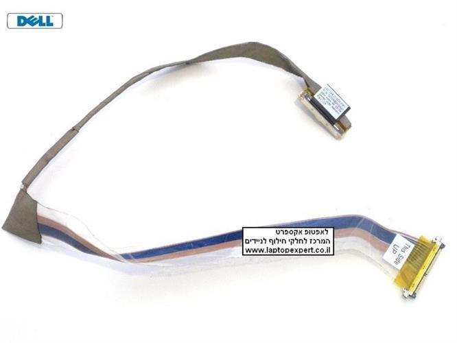 """כבל מסך למחשב נייד דל Dell Studio XPS 1640 LCD Cable DD0RM2LC400 , 0W281F 16.0"""" Screen"""