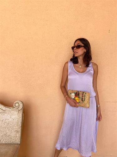 שמלת סוזי סגולה