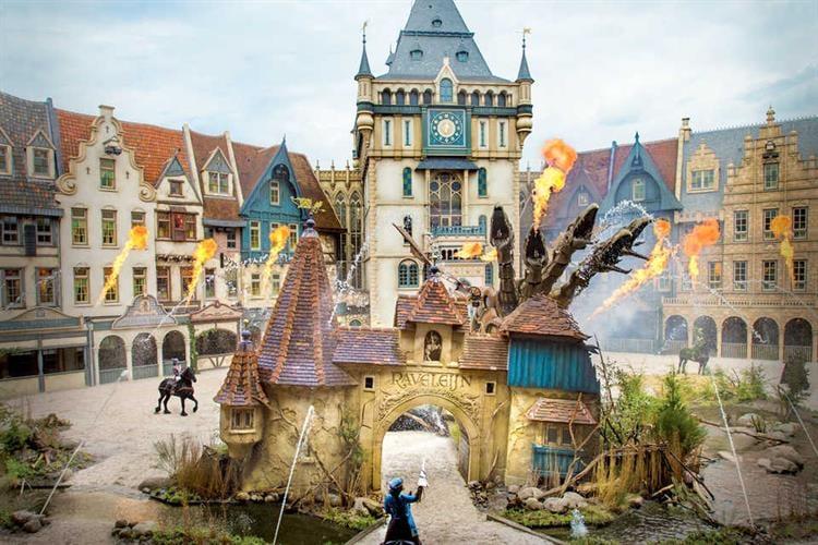 הולנד - כרטיסים לפארק השעשועים אפטלינג (Efteling)
