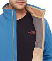 גאקט סופטשל נורת פייס גברים מדגם  The North Face Men's Durango Hoodie Jacket - Dish Blue