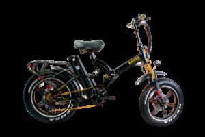 אופניים חשמליים BOXER MODEL B6