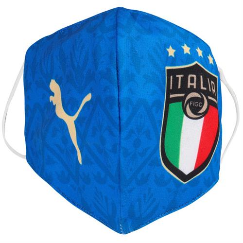 מסכת בד לפנים איטליה כחולה