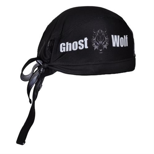 כובע רכיבה סופג זיעה Ghost Wolf