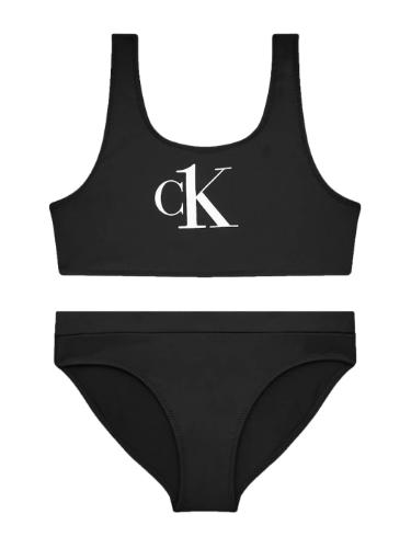 בגד ים ביקיני שחור CALVIN KLIEN - מידות 8-16
